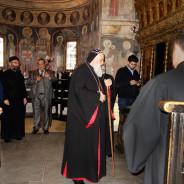 Patriarhul siro-ortodox al Antiohiei in vizita la Stavropoleos