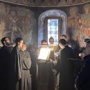 Grupul Psaltis si profesorul Constantinos Angelidis la Stavropoleos